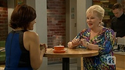Naomi Canning, Sheila Canning in Neighbours Episode 6936