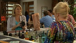 Kathy Carpenter, Sheila Canning in Neighbours Episode 6936