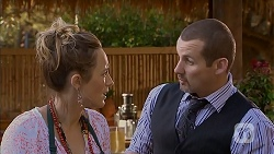 Sonya Mitchell, Toadie Rebecchi in Neighbours Episode 6936