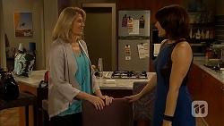 Kathy Carpenter, Naomi Canning in Neighbours Episode 6936