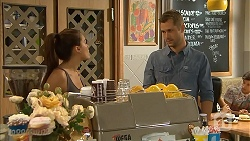 Paige Novak, Mark Brennan in Neighbours Episode 6937