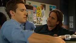 Josh Willis, Brad Willis in Neighbours Episode 6937
