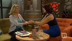 Kathy Carpenter, Naomi Canning in Neighbours Episode 6937