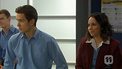 Josh Willis, Imogen Willis in Neighbours Episode 6937