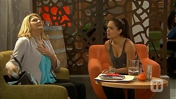Kathy Carpenter, Paige Novak in Neighbours Episode 6937