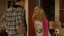 Kyle Canning, Georgia Brooks in Neighbours Episode 6938