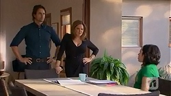 Brad Willis, Terese Willis, Imogen Willis in Neighbours Episode 6938