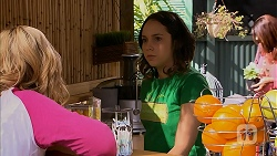 Georgia Brooks, Imogen Willis in Neighbours Episode 6938