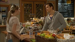 Amber Turner, Josh Willis in Neighbours Episode 6938