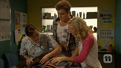 Kalika De Silva, Bossy, Kyle Canning, Georgia Brooks in Neighbours Episode 6938