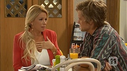 Lucy Robinson, Daniel Robinson in Neighbours Episode 6939