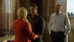 Lucy Robinson, Paul Robinson, Karl Kennedy in Neighbours Episode 6939