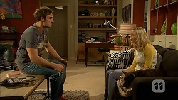 Kyle Canning, Georgia Brooks in Neighbours Episode 6939