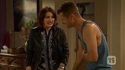Naomi Canning, Mark Brennan in Neighbours Episode 6939