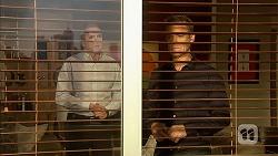 Karl Kennedy, Paul Robinson in Neighbours Episode 6940