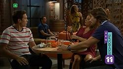 Josh Willis, Terese Willis, Brad Willis in Neighbours Episode 6941