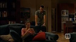 Paige Novak, Mark Brennan in Neighbours Episode 6941