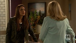 Paige Novak, Kathy Carpenter in Neighbours Episode 6941