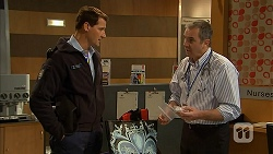 Matt Turner, Karl Kennedy in Neighbours Episode 6942