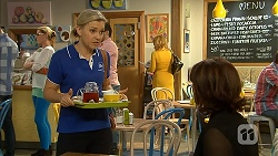 Georgia Brooks, Naomi Canning in Neighbours Episode 6942