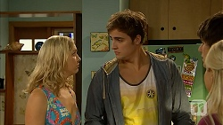 Georgia Brooks, Kyle Canning in Neighbours Episode 6944