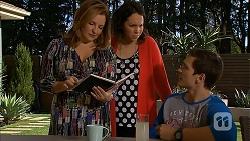 Terese Willis, Imogen Willis, Josh Willis in Neighbours Episode 6944