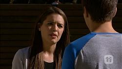 Paige Smith, Josh Willis in Neighbours Episode 6944