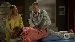 Sonya Mitchell, Toadie Rebecchi, Karl Kennedy in Neighbours Episode 6945