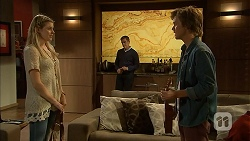 Amber Turner, Paul Robinson, Daniel Robinson in Neighbours Episode 6945