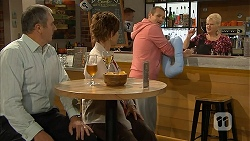 Karl Kennedy, Susan Kennedy, Toadie Rebecchi, Sheila Canning in Neighbours Episode 6945