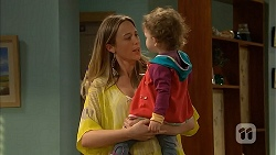 Sonya Mitchell, Nell Rebecchi in Neighbours Episode 6945