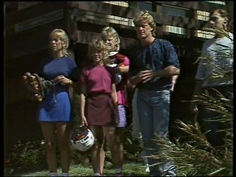 Jane Harris, Charlene Mitchell, Daphne Clarke, Henry Ramsay, Mike Young in Neighbours Episode 0449