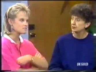 Daphne Clarke, Nell Mangel in Neighbours Episode 0450