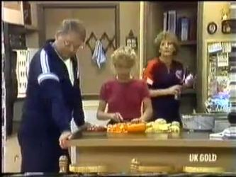 Harold Bishop, Charlene Mitchell, Madge Bishop in Neighbours Episode 0450