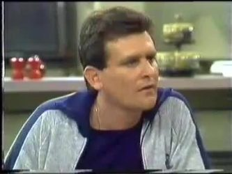 Des Clarke in Neighbours Episode 0450
