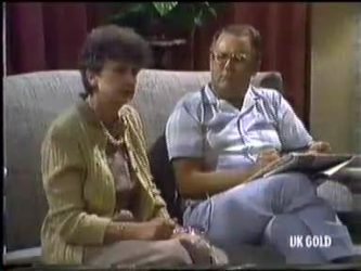Nell Mangel, Harold Bishop in Neighbours Episode 0450