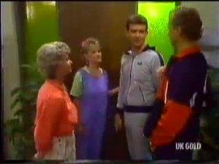 Helen Daniels, Daphne Clarke, Des Clarke, Jim Robinson in Neighbours Episode 0451