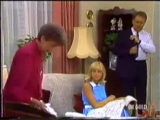 Nell Mangel, Jane Harris, Harold Bishop in Neighbours Episode 0451