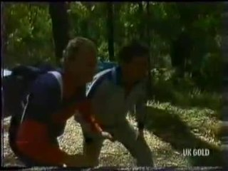 Jim Robinson, Des Clarke in Neighbours Episode 0451