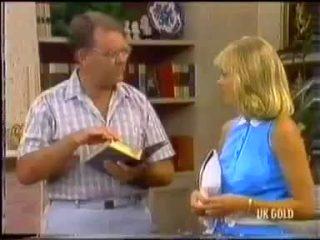 Harold Bishop, Jane Harris in Neighbours Episode 0451