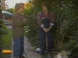 Bronwyn Davies, Henry Ramsay in Neighbours Episode 0776