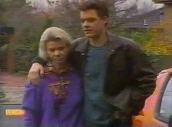 Helen Daniels, Paul Robinson in Neighbours Episode 0776