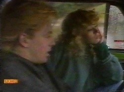 Scott Robinson, Charlene Robinson in Neighbours Episode 0776