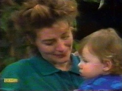 Gail Robinson, Jamie Clarke in Neighbours Episode 0776
