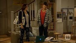 Naomi Canning, Josh Willis in Neighbours Episode 6946