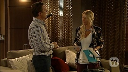 Paul Robinson, Lucy Robinson in Neighbours Episode 6946