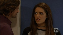 Brad Willis, Paige Smith in Neighbours Episode 6947