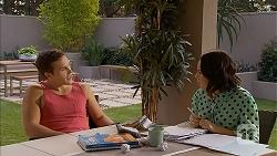 Josh Willis, Imogen Willis in Neighbours Episode 6947