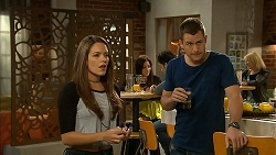Paige Smith, Mark Brennan in Neighbours Episode 6947