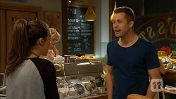 Paige Smith, Lauren Turner, Mark Brennan in Neighbours Episode 6947